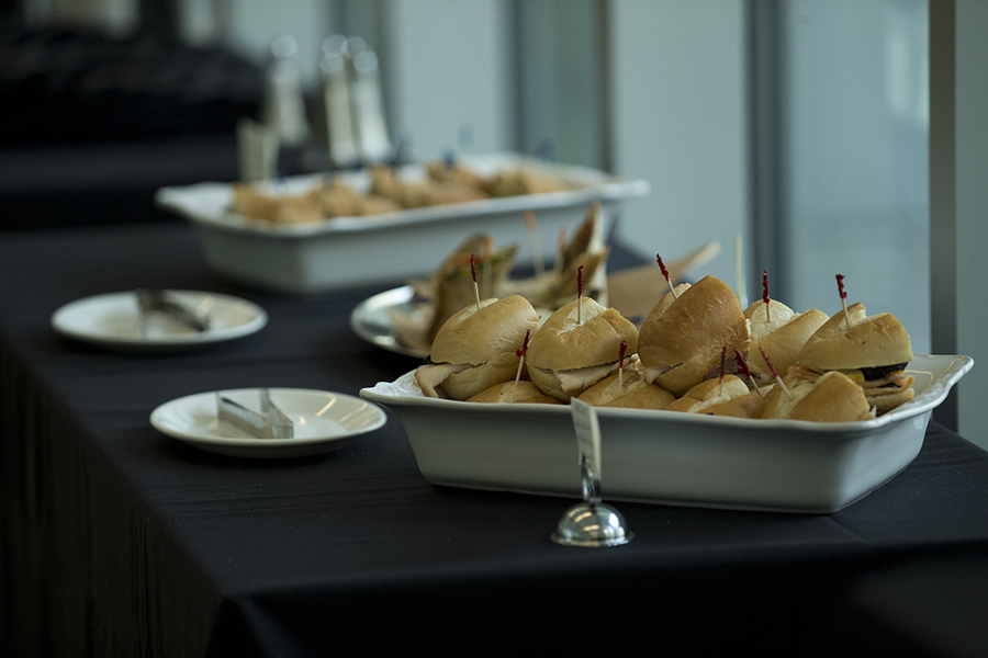 New Orleans Meeting Catering