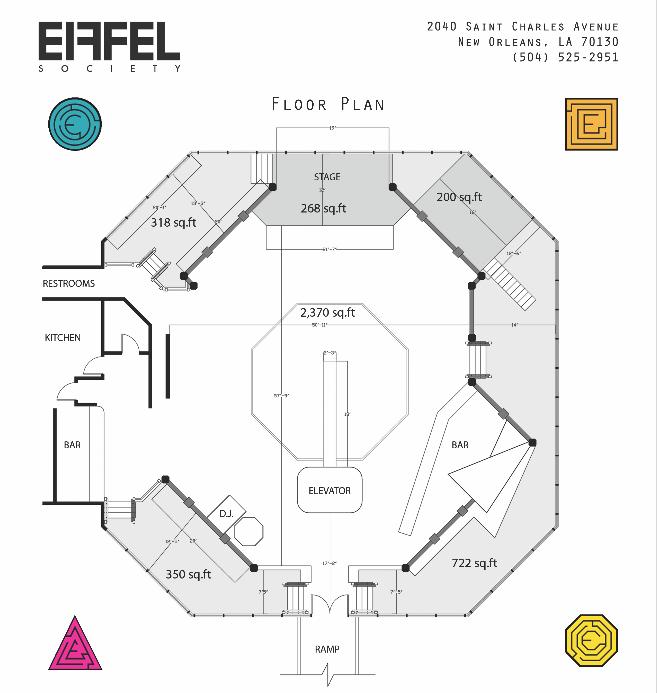 Eiffel Society-Dimensions