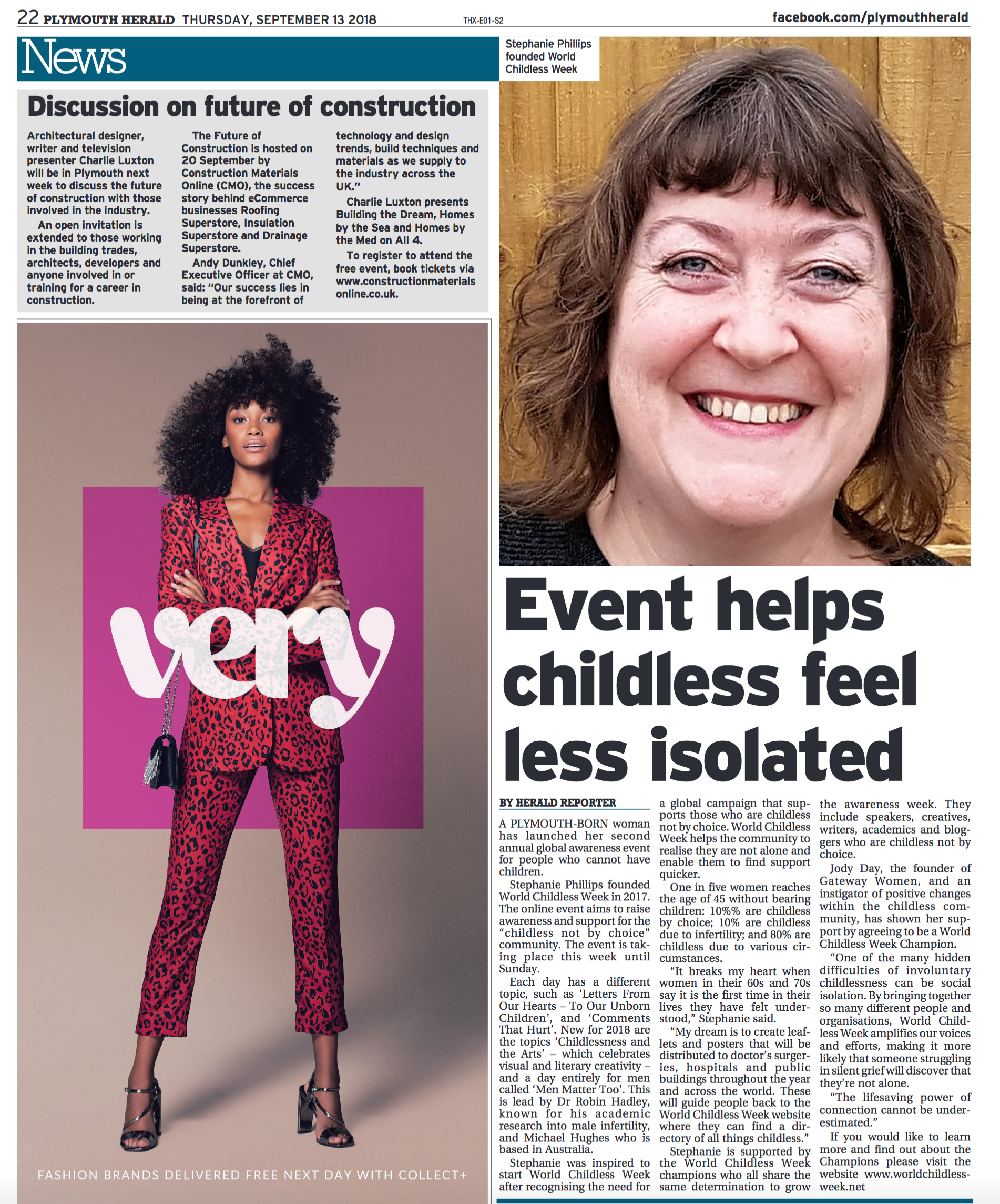World Childless Week Plymouth Herald.png