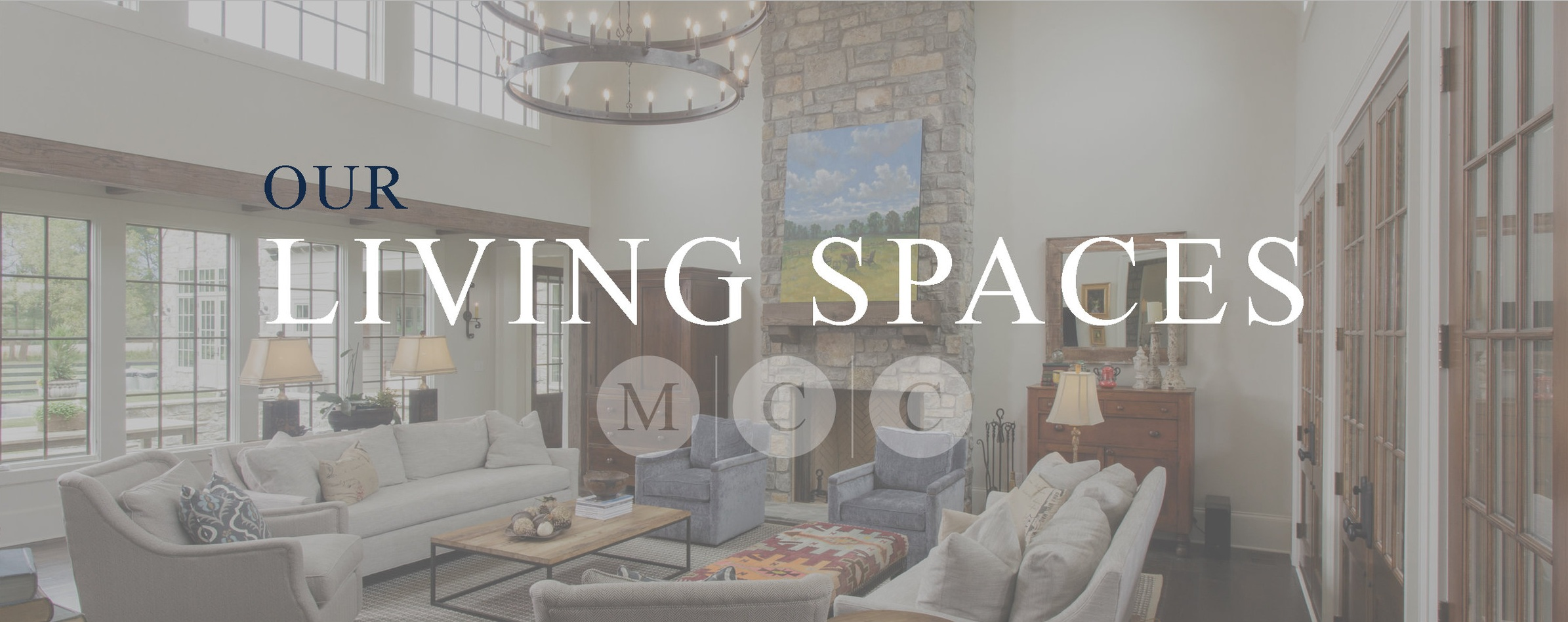 Our Living Spaces