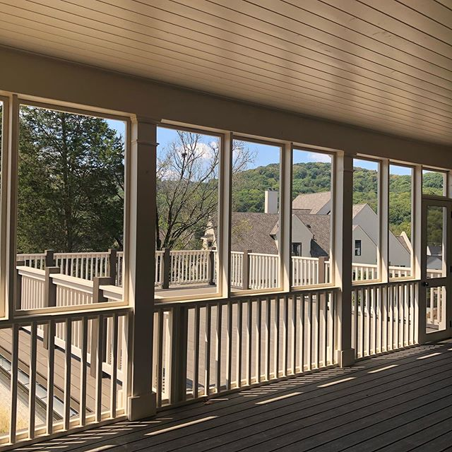 Fall parties coming soon. #deck #porch #patio #tennessee #options #outdoors #newhome #construction #classic #montgomeryclassic