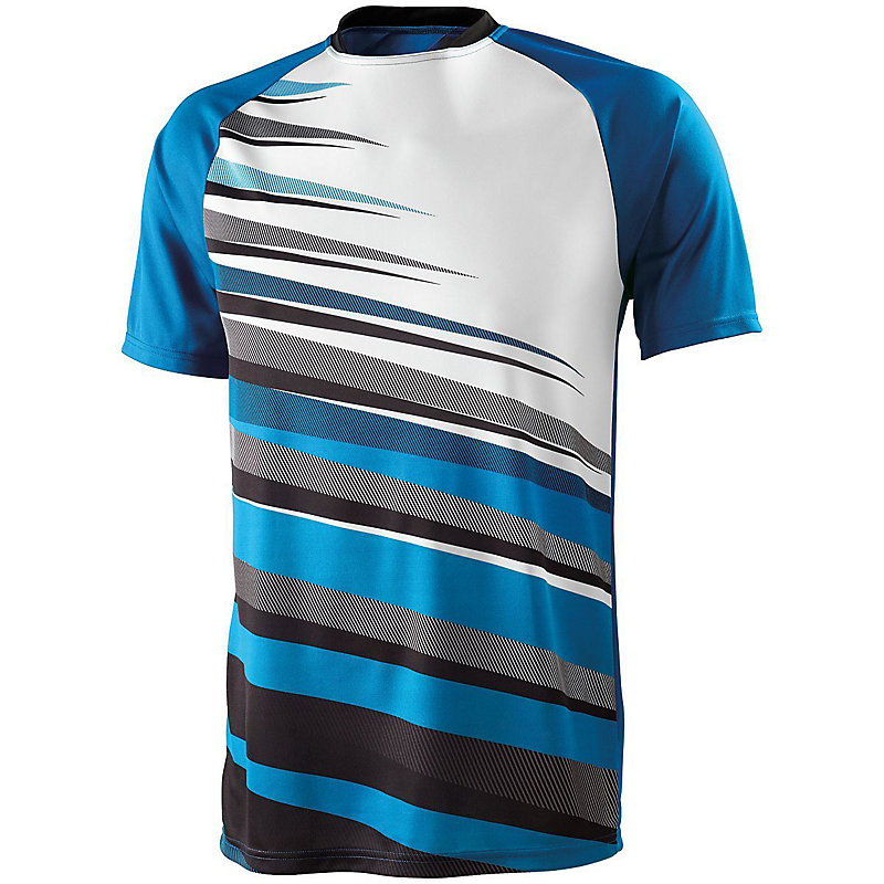 Dye Sublimation:  - Dye sublimation printing is the method in which an ink based image is heat pressed directly into the fibers of a product. Since the ink is being absorbed into the fibers of the product rather than being applied on top, the image is soft to the touch. Sublimation printing is best for small orders that have products composed of only 100% polyester.