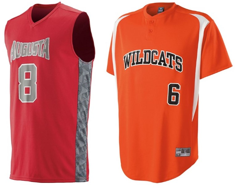 Team Uniforms:   - Covert Team Wear offers a wide range of team uniforms for all sports along with endless customized decoration options. We can customize products and design based on your budget and have you looking your very best on the field or court.