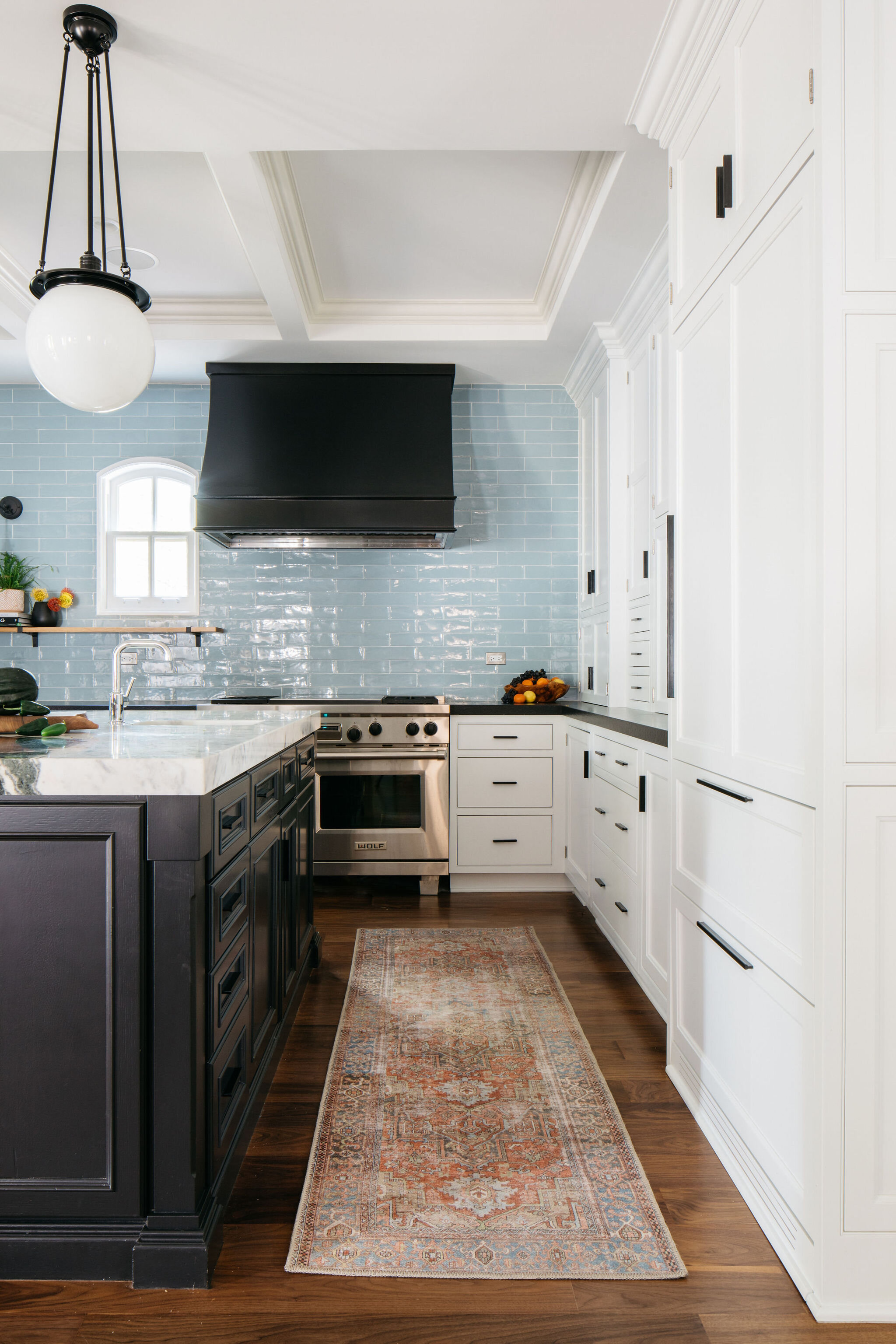 Historic Kitchen Renovation North And Madison Chicago Interior Design And Styling