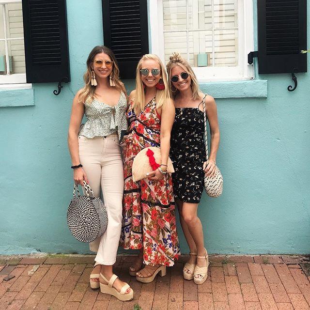 accessorizing in Savannah 💃🏻