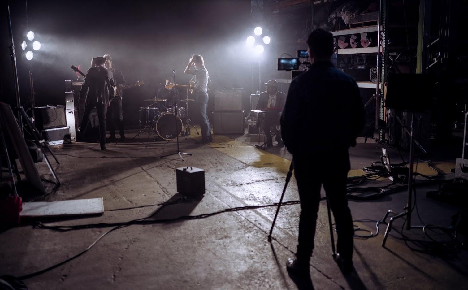 Joel Flora - Snakes Music Video - BTS 3.jpg