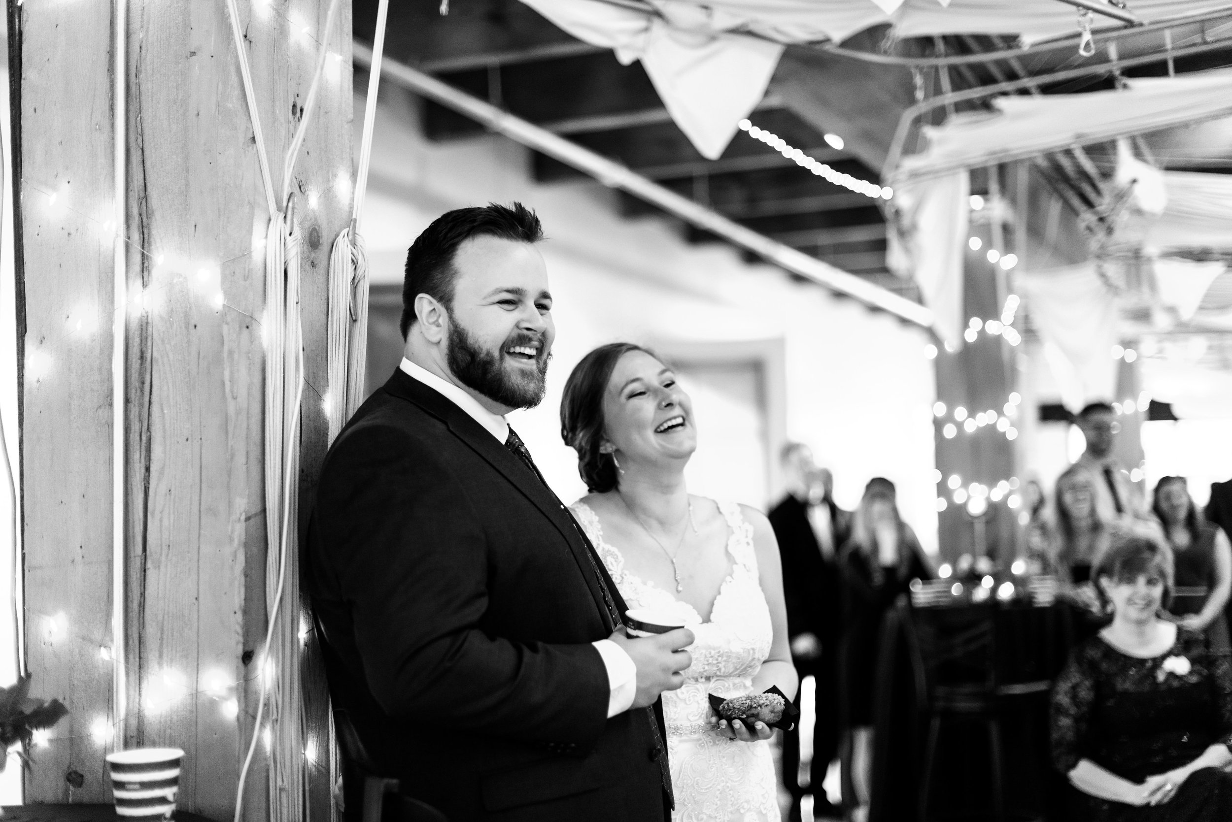Minneapolis Industrial Wedding Venue