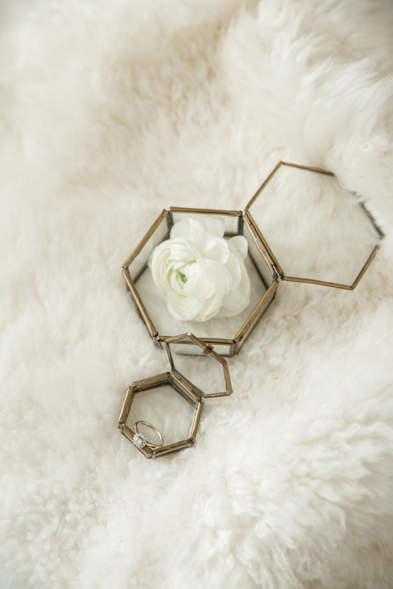Faceted Jewelry boxes