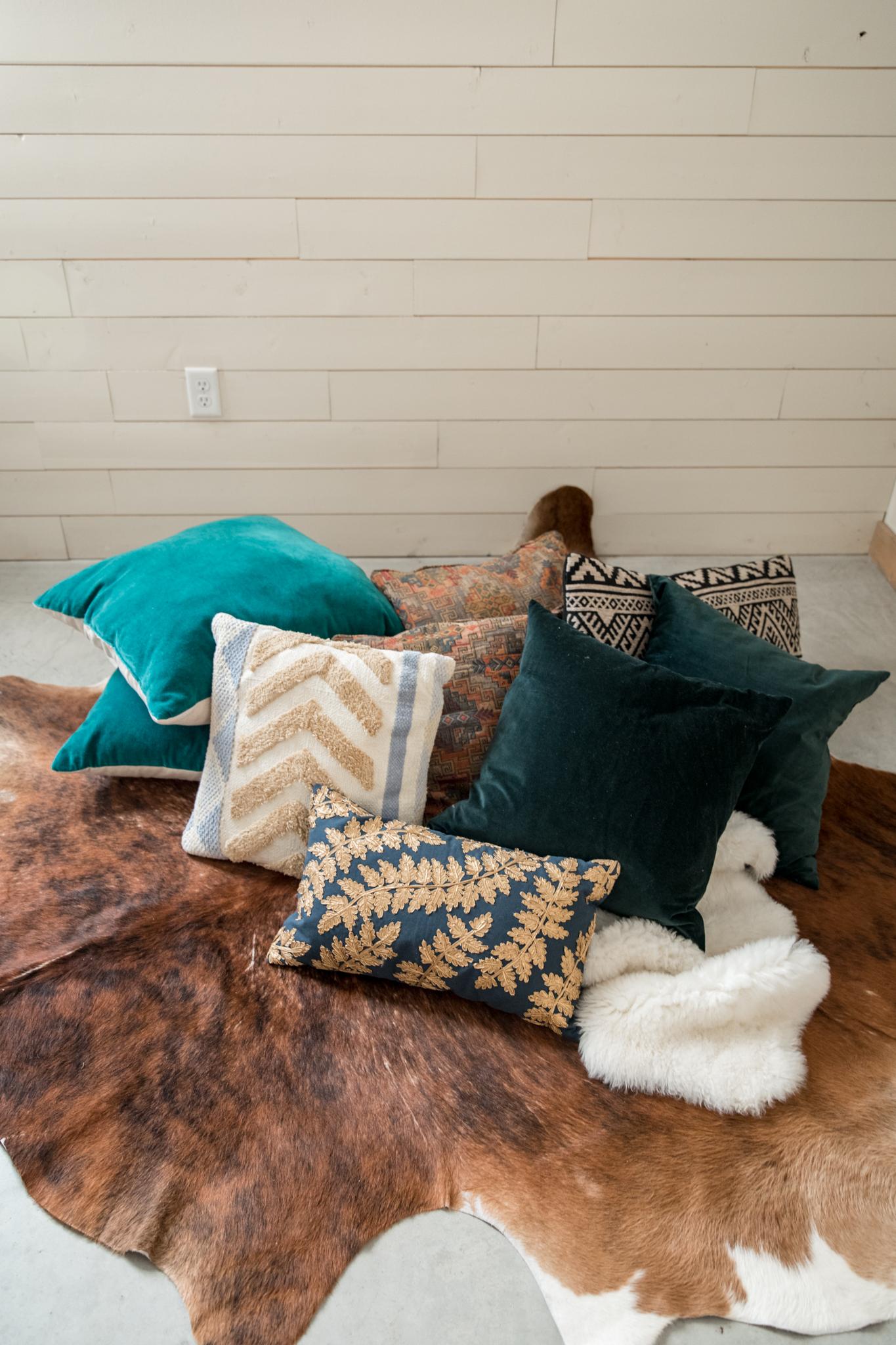 Pillow assortment