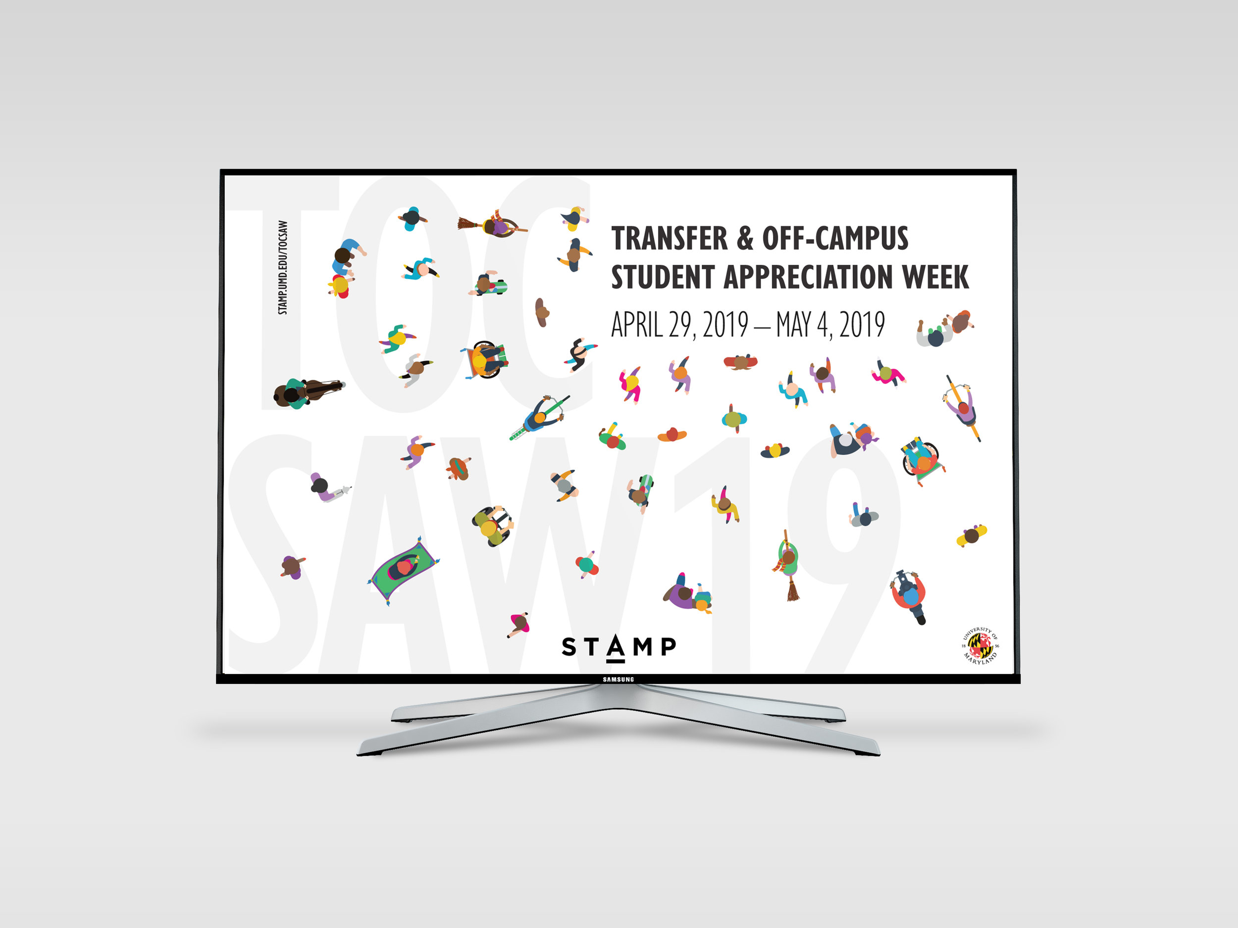 Transfer & Off-Campus Student Appreciation Week — Hannah Shams