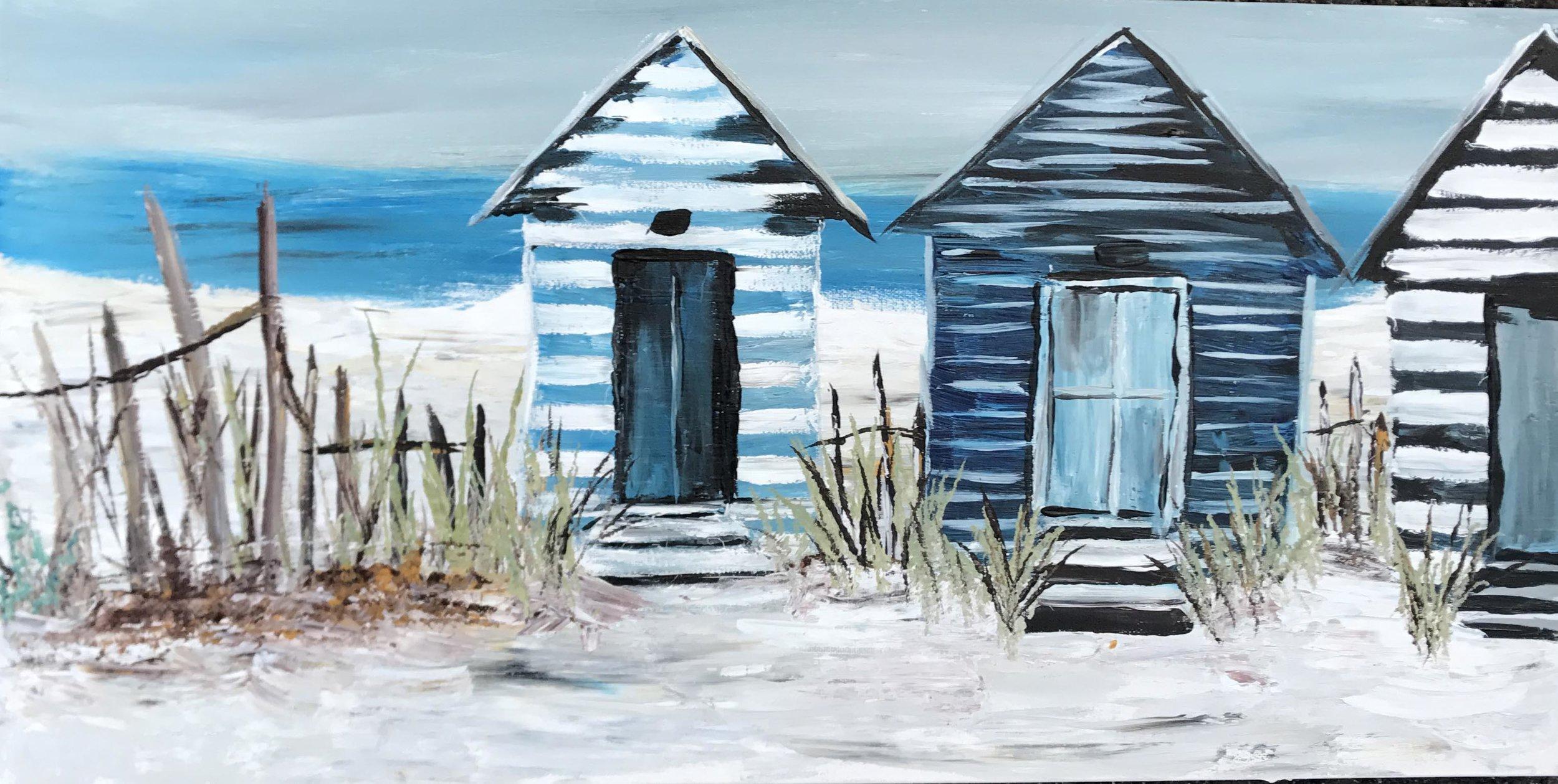 Beach Cabanas -