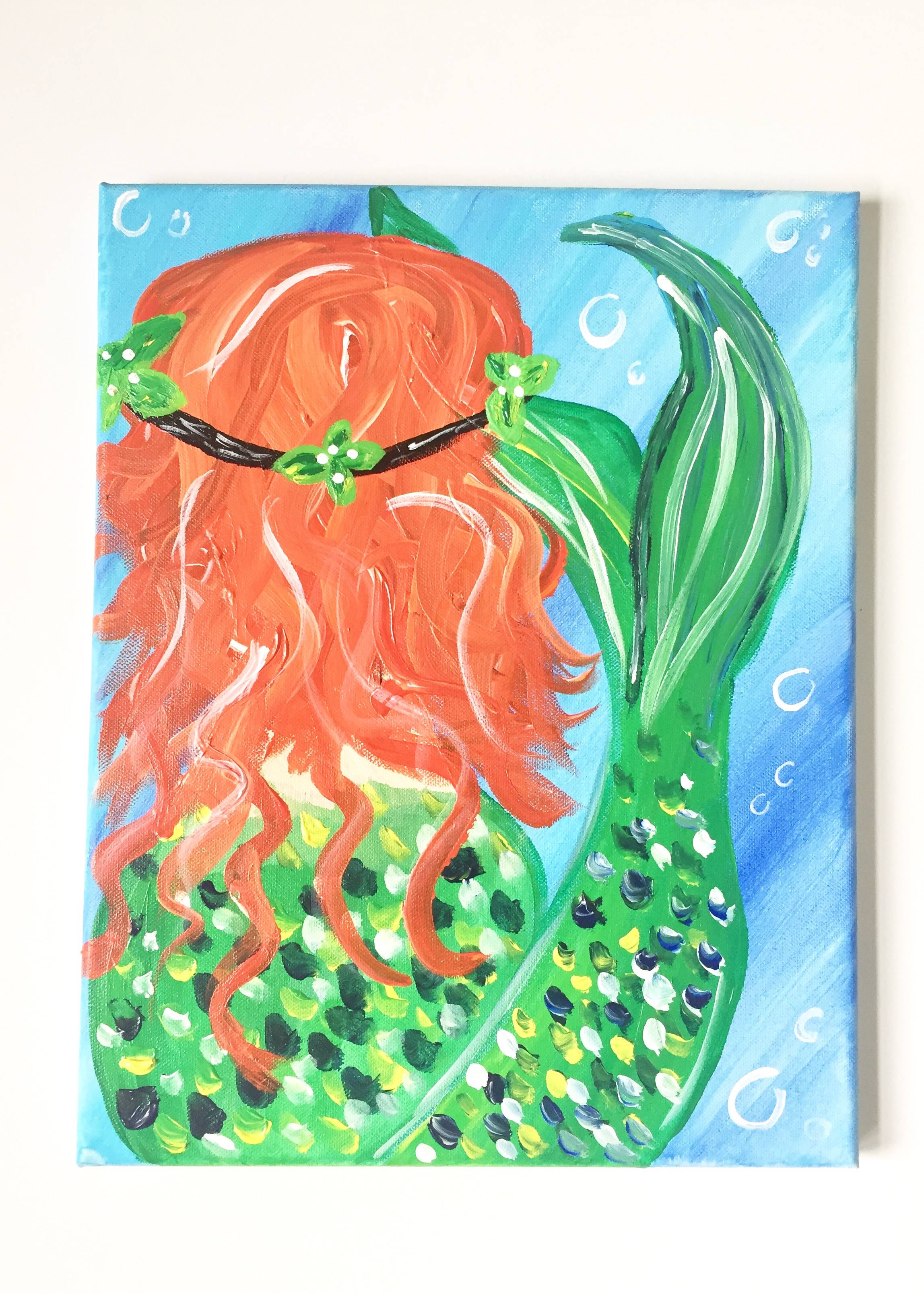 BIG KIDS MERMAID CLASS - AGES 9-15