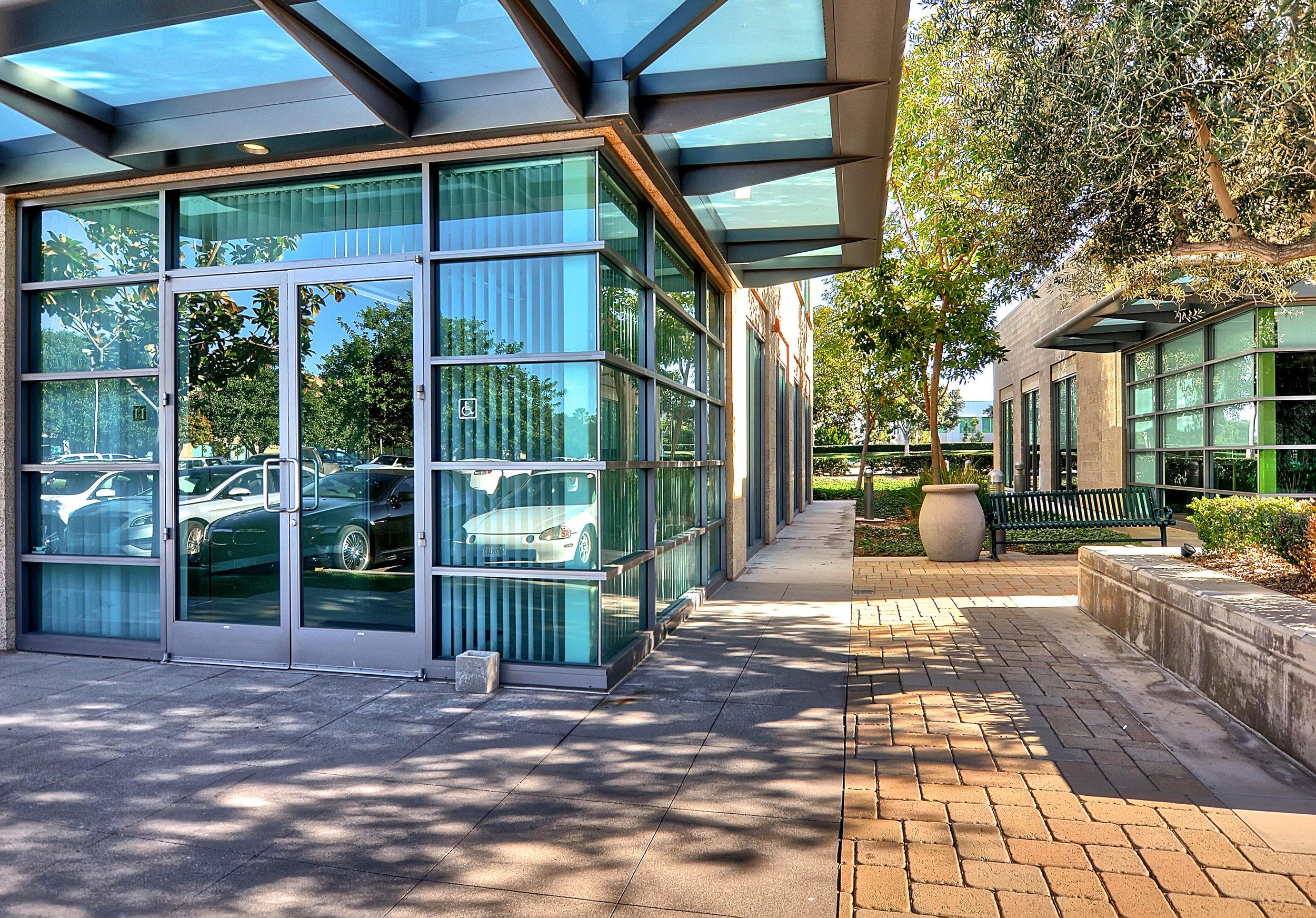 Irvine Center Building
