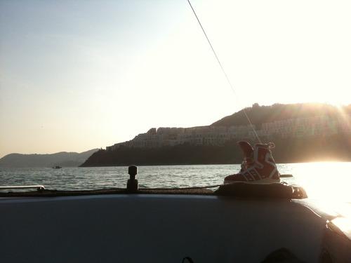 Wake Boarding Hong Kong