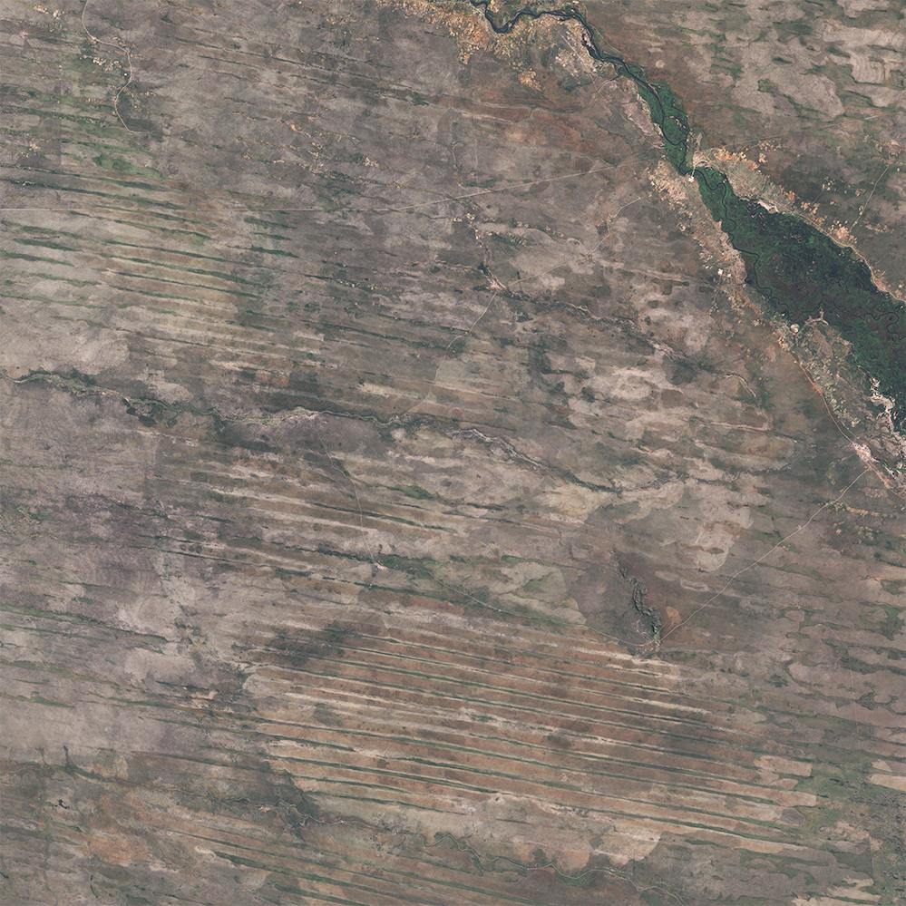 Sentinel-2, Tsodilo Hills, Botswana