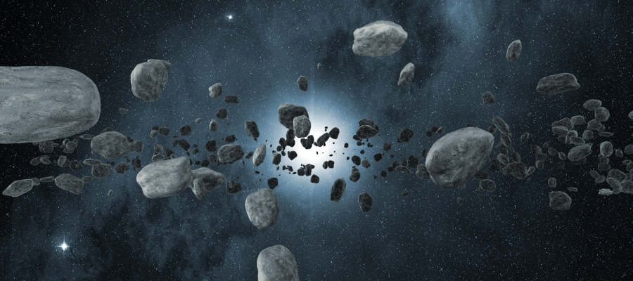 Asteroids explorer