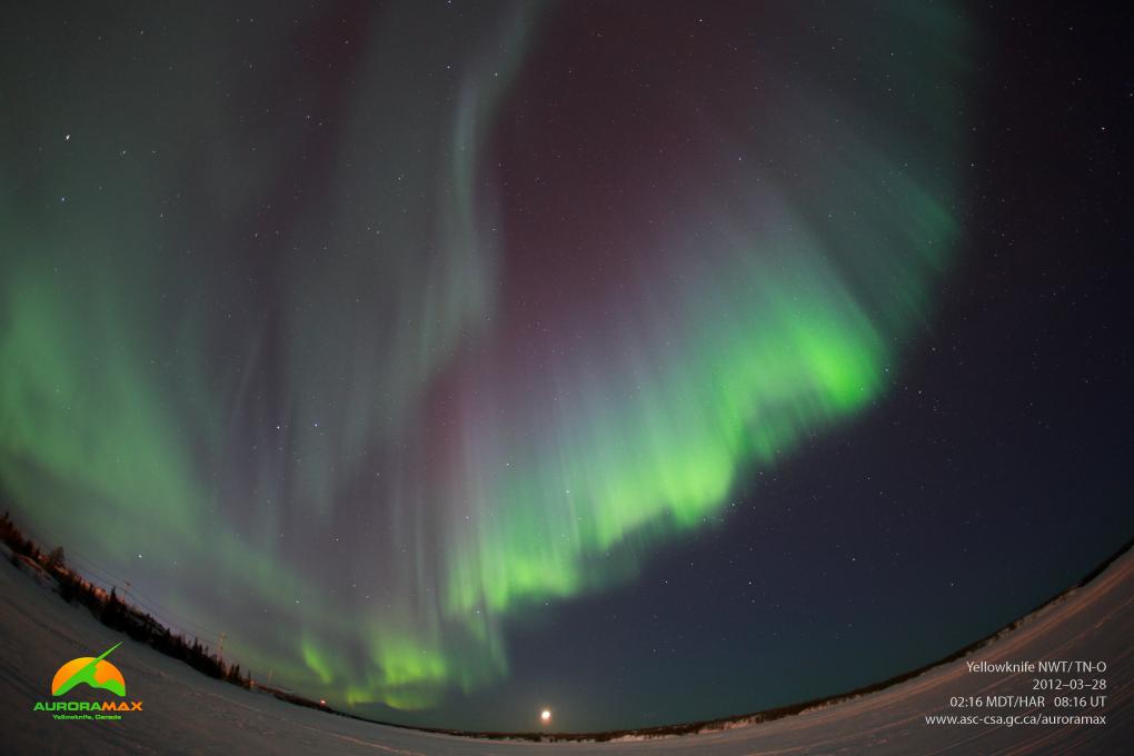 Zero in on northern lights