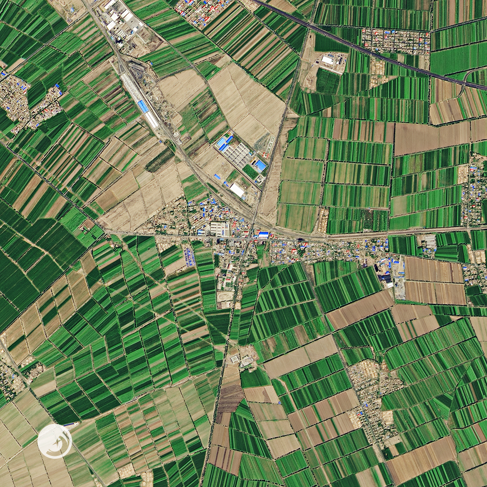 GF-1 Satellite   Provider: SpaceView / Resolution: 2m /  Tech specs