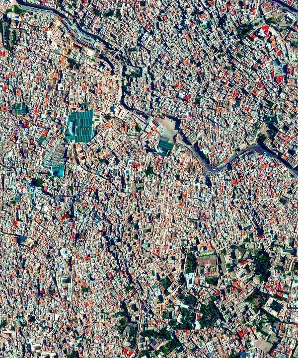 Fez Morocco high resolution urban imagery