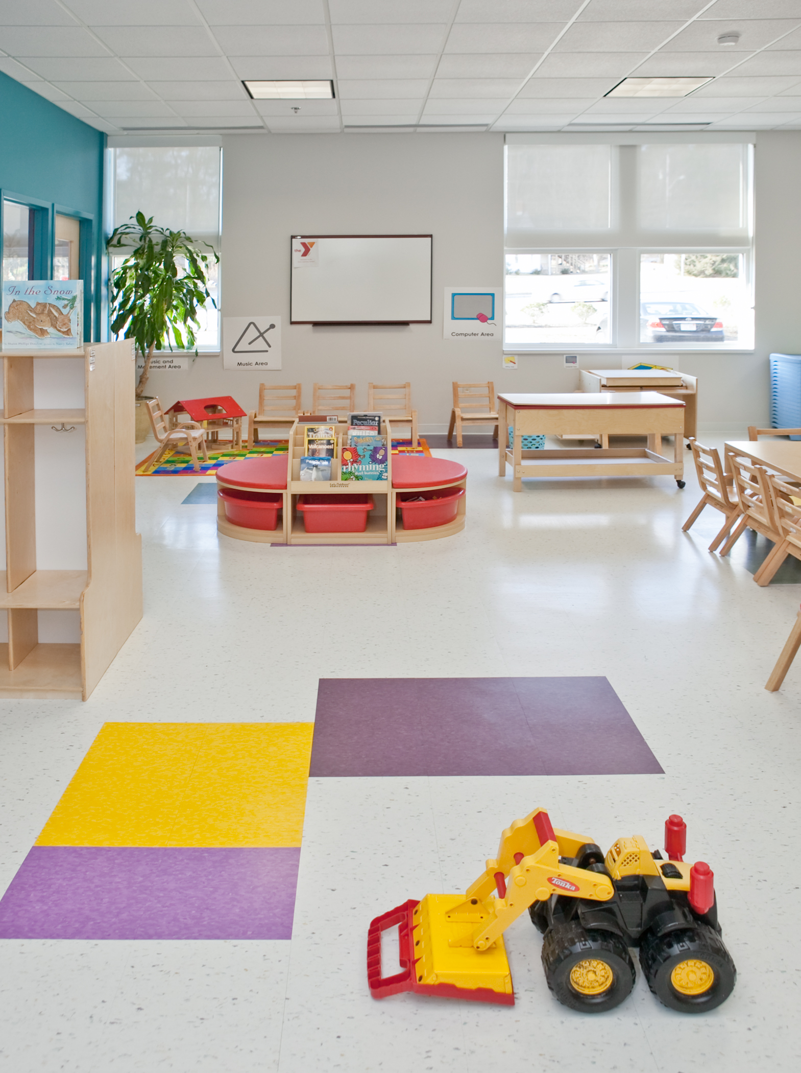 YMCA - EARLY LEARNING CENTER
