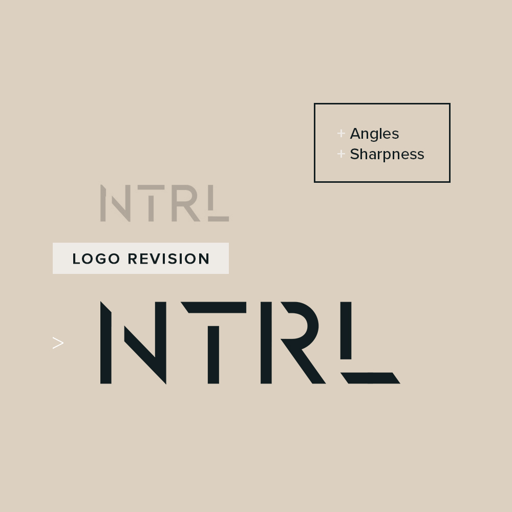 NTRL Nutrition Logo Revision