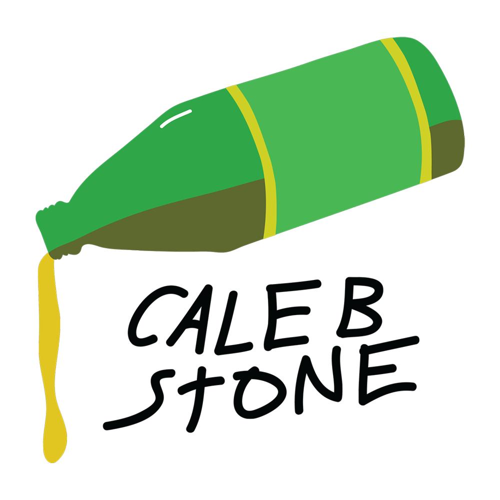 logo design for caleb stone