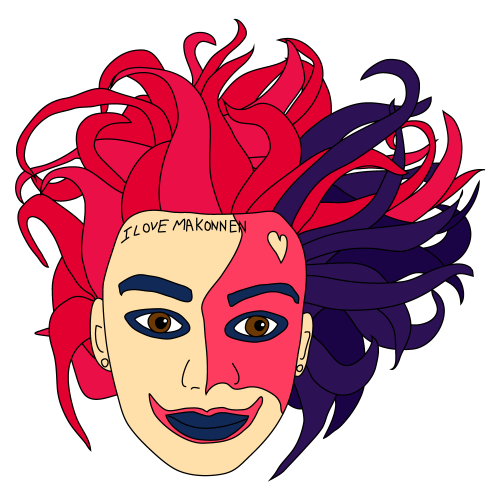 patch design for ilovemakonnen