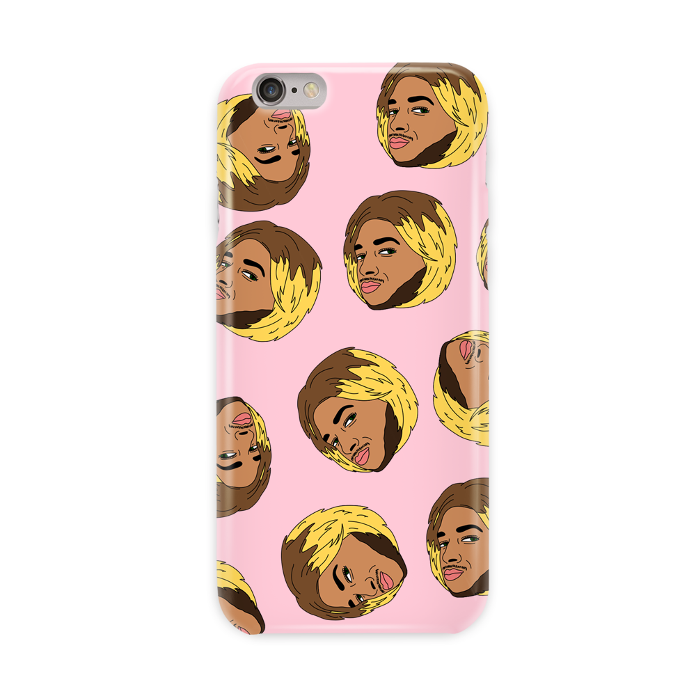 phone case design for joanne the scammer