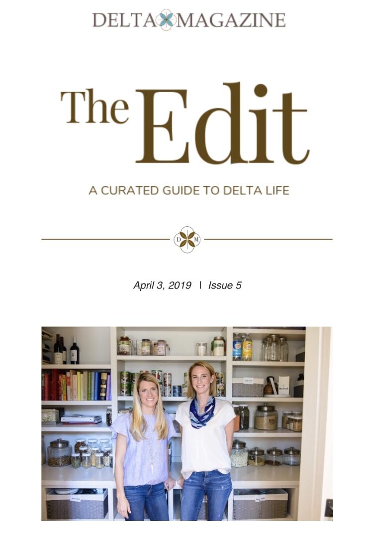 Delta Magazine, Spring 2019