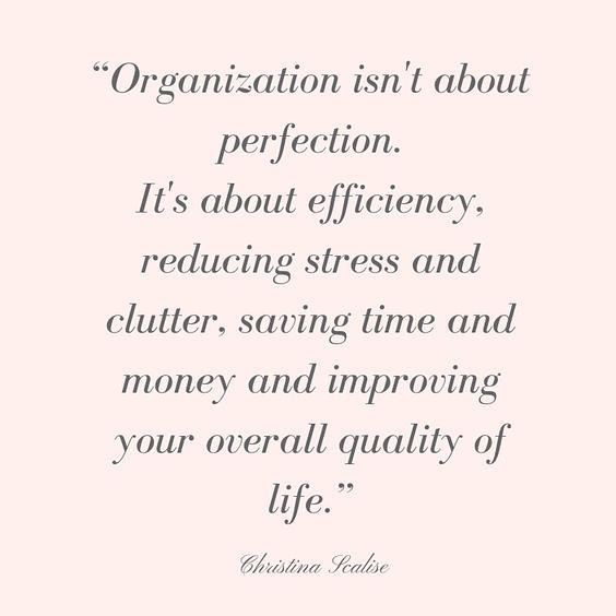 Don't let the fear of not being perfect keep you from taking the first step in getting organized. Every little bit helps. . . . . #bluepencilhome #minimalism #minimalist #minimalistproject #memphis #memphishomes #bhgstylemaker #professionalorganizer #organizedaf #memphisorganizer #memphistn #memphistennessee #simplify #simplifyyourlife #simplicity #organizedhome #getorganized #organized #simpleliving #thesimplelife #powerfulquotes #motivatingquotes #wisewords #wisdom #simpletips #quotes #organizingquotes