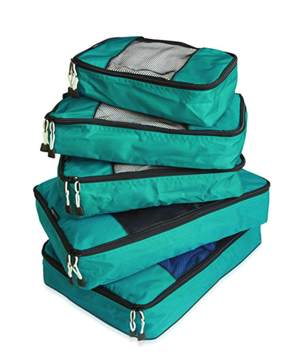 TRAVELWISE PACKING CUBES -
