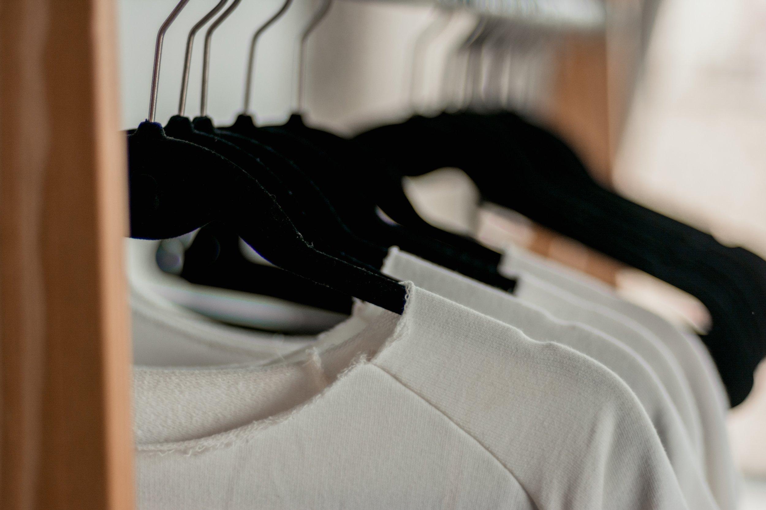 Non-Slip Velvet Hangers -