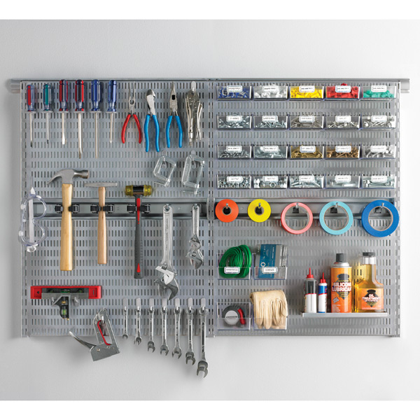 Utility Workshop Organizer Board -