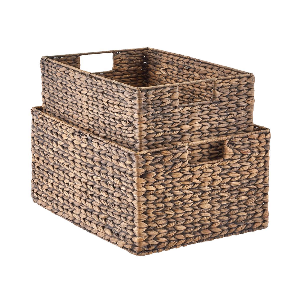 Water Hyacinth Storage Bins -