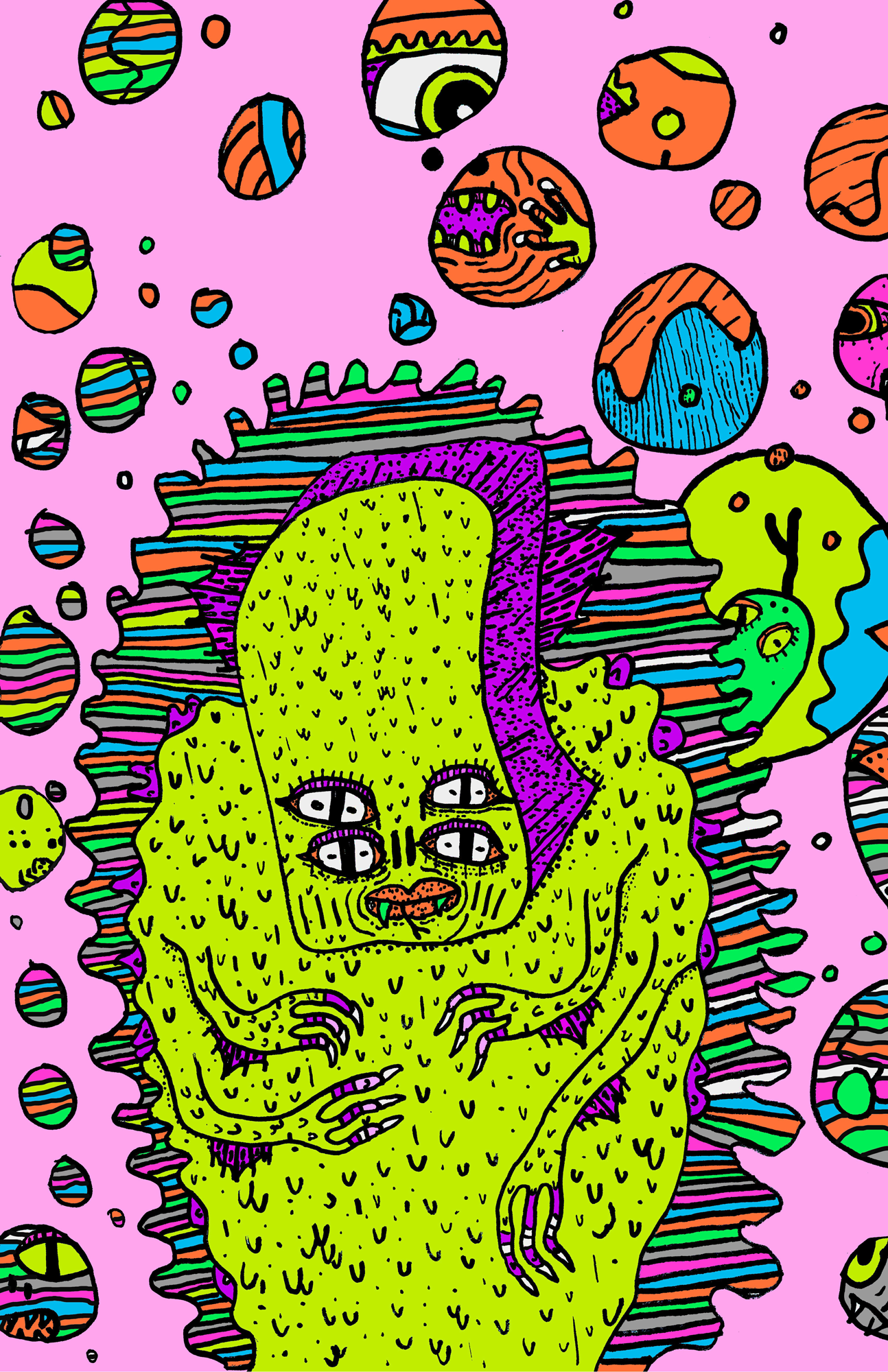 Bubblegum Goblin