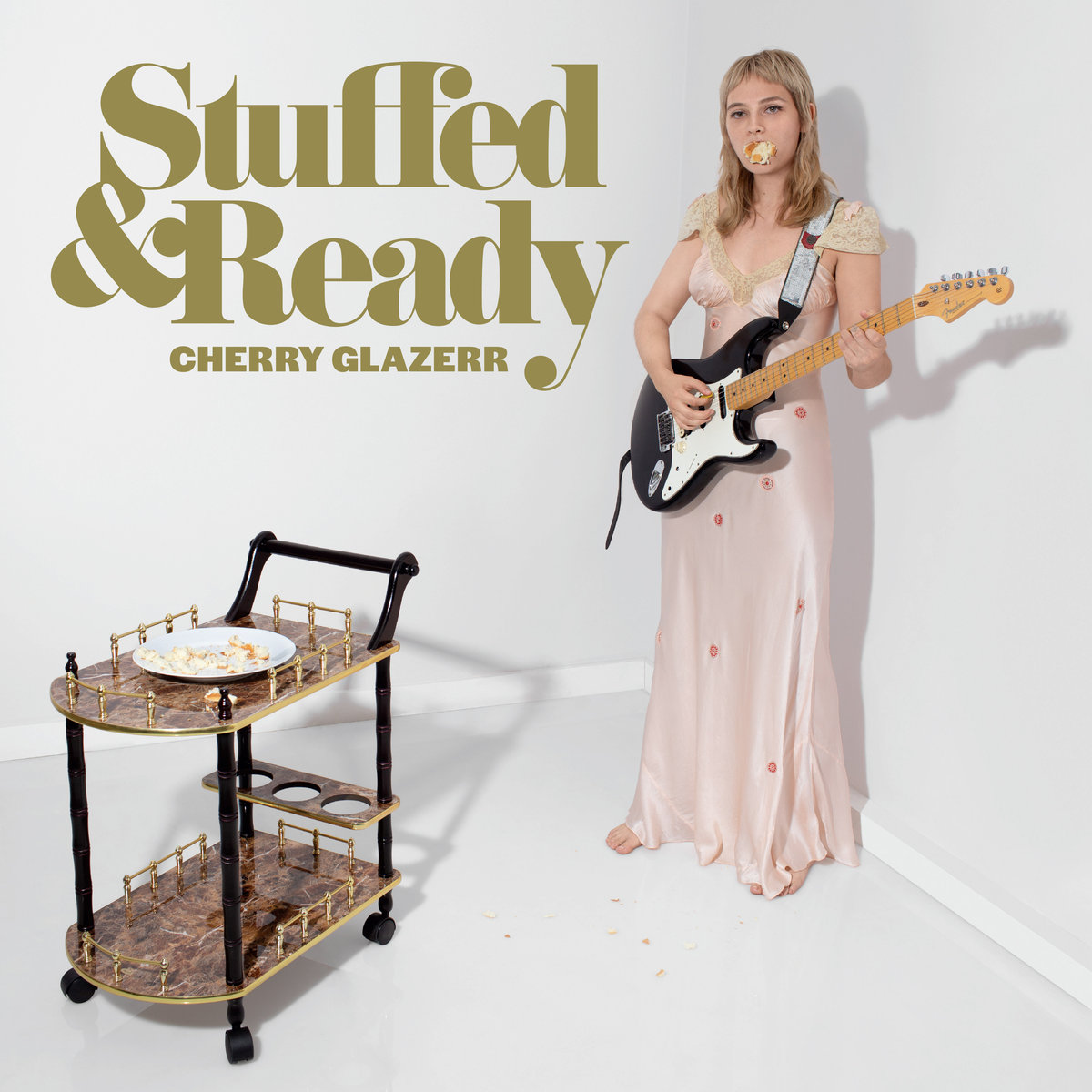Cherry Glazerr, Stuffed & Ready - This indie rock leaves you fatigued in a daze of punky dream pop. Exasperated vocals sing fuming lyrics about going through the motions. The instrumentals lash out. Twinkling synth, reckless drums and sludgy guitar wear a promising pout.