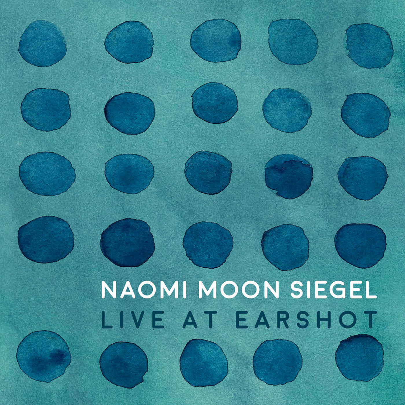 Naomi Moon Siegel, Live at Earshot - Naomi is a prolific local musician who is an advocate for intentional listening and incorporating improvisation. Her jazz is fluid and experimental, blooming into cunning arrangements.