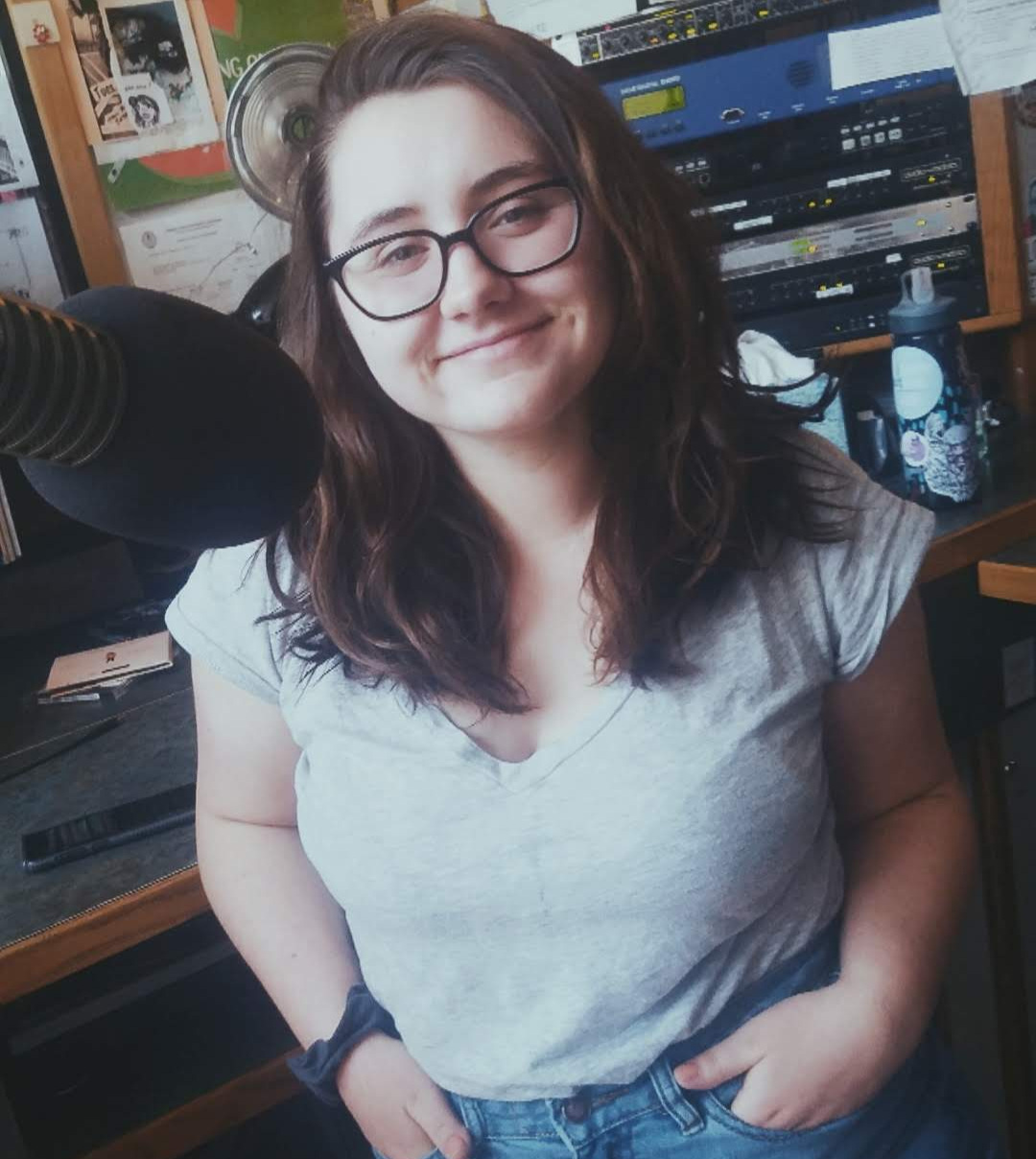 Natalie SchmidtProgram Director - pd@kbga.org | (406) 880-8990Coming in at 5ft tall, Natalie aka DJ Short, is ready spread the love of KBGA throughout Missoula one radio show at a time! If you wanna join her in the ring, feel free to reach out anytime as she has plenty of love to go around.