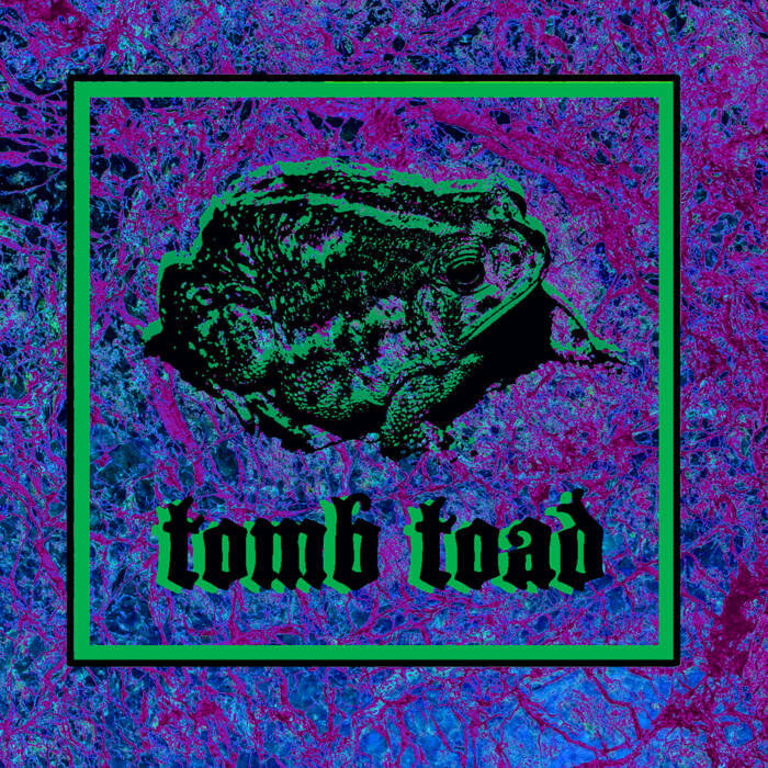"""Tomb Toad's new singles - Crank up the volume, Tomb Toad delivers for the perfect October tunes: """"Fake Blood,"""" """"Pale Dream,"""" and """"Slime Time."""" These latest spook innovations are the perfect blend of post-punk and new wave. Brooding baselines, growling guitar and heavy drum machines make for a freaky, fuzzy extravaganza."""