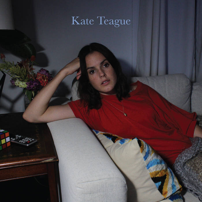 Kate Teague, Kate Teague - Kate compares her songs to journal entries and you can hear it, deeply emotional and unfiltered. The lo-fi pop and 90s rock she listened to growing up can also be heard in her sound. She says exactly what she means and there is no sugar coating her lyrics, though the songs are still sweet with breezy melodies and country guitar.