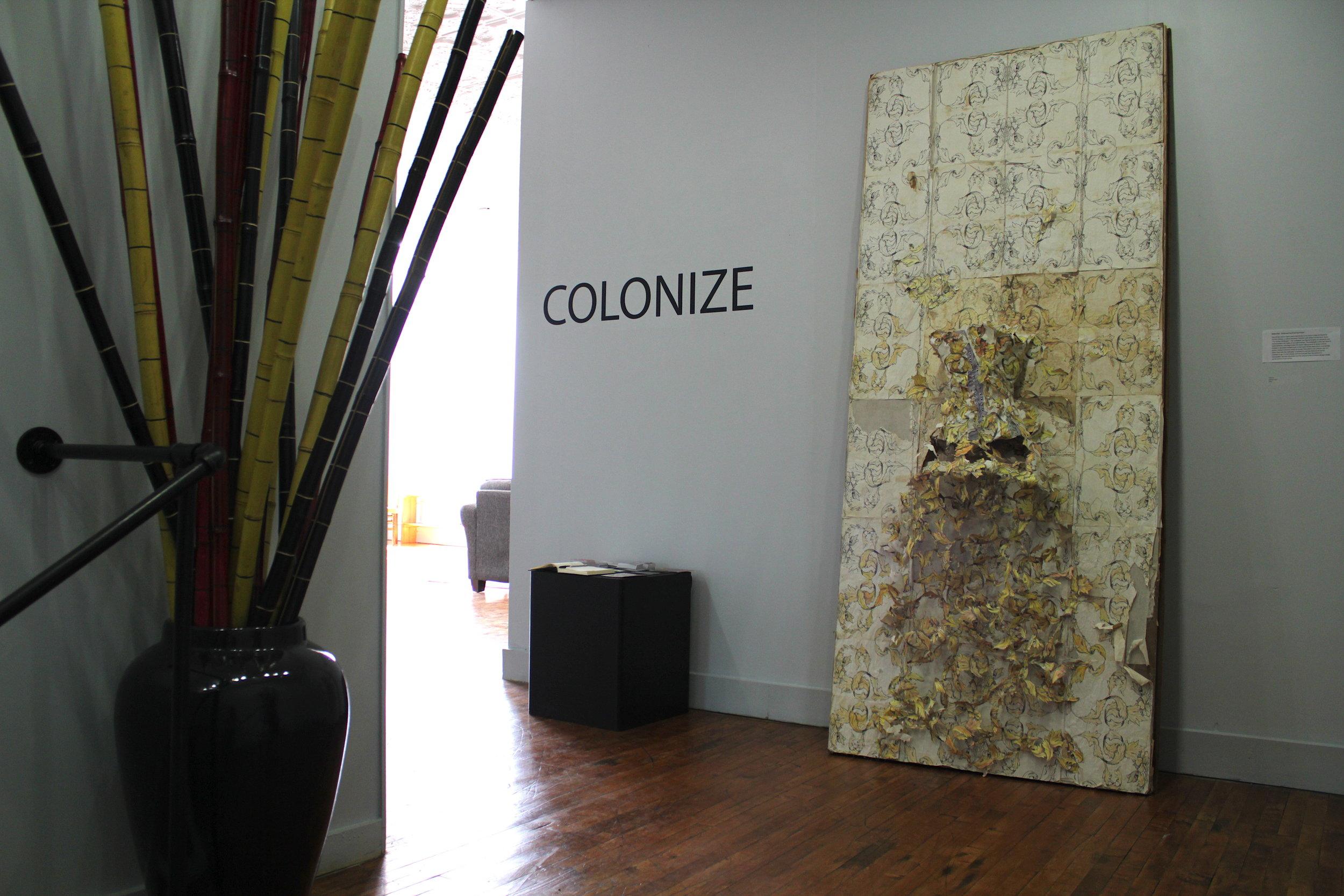 COLONIZE | Jamestown, New York | April 2014