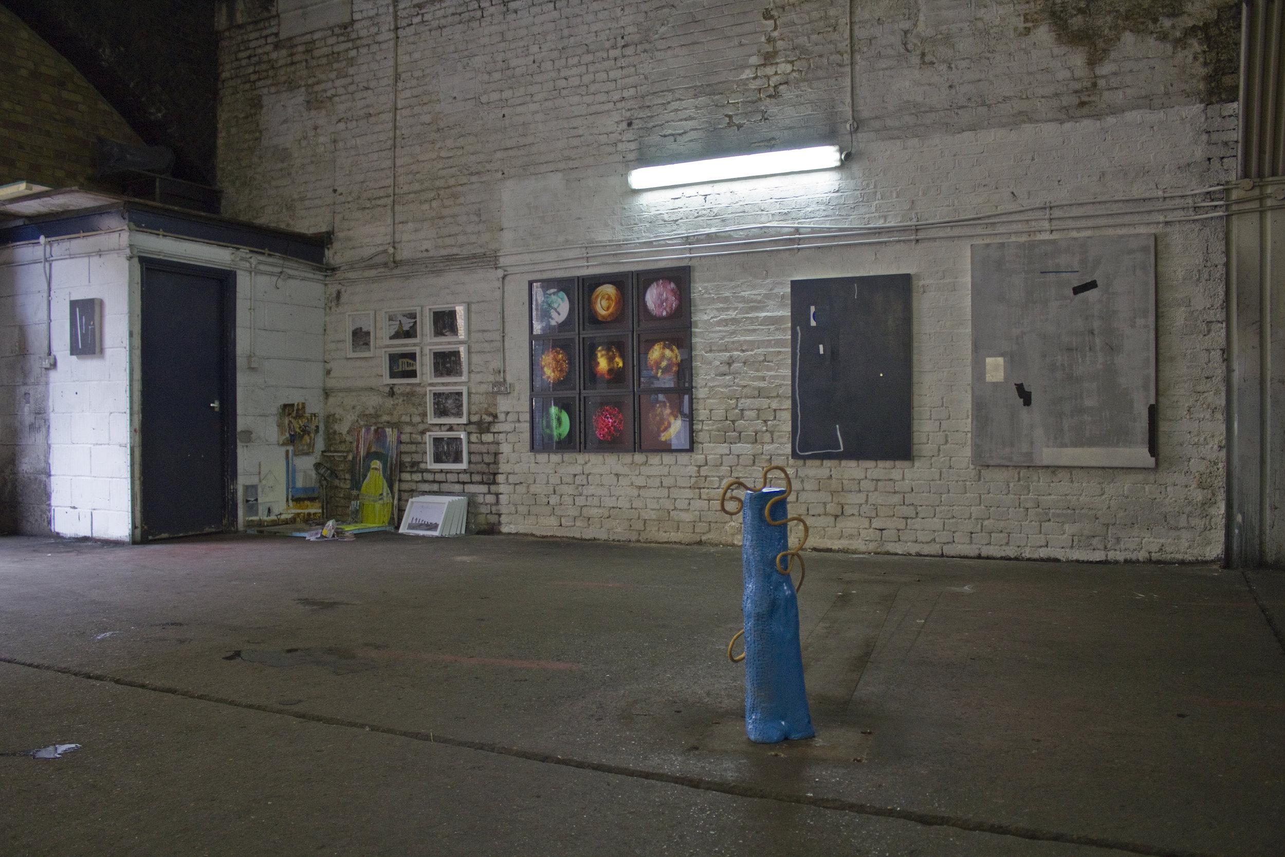 Sluice Art Fair | Hackney, London | October 2017