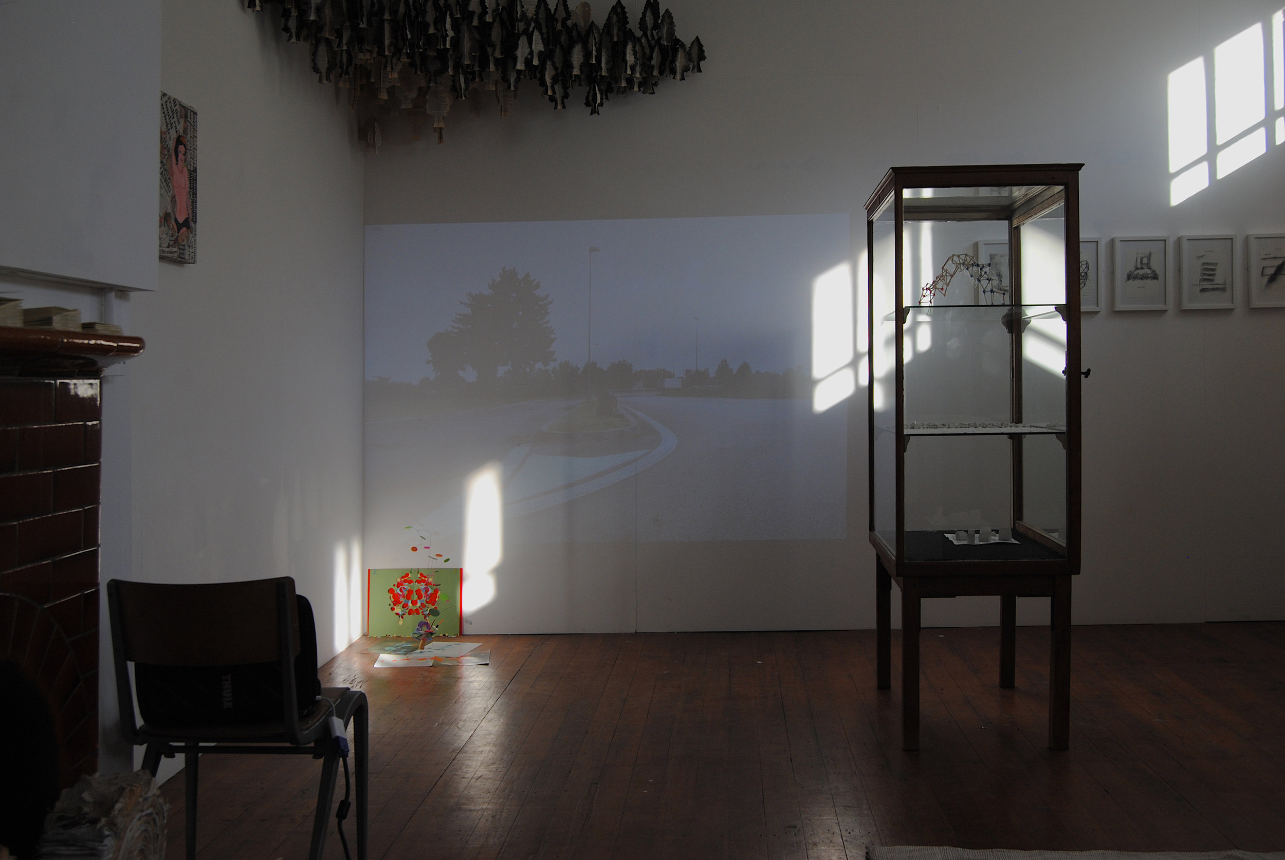 INHOSPITABLE | Liverpool Biennial | October 2012