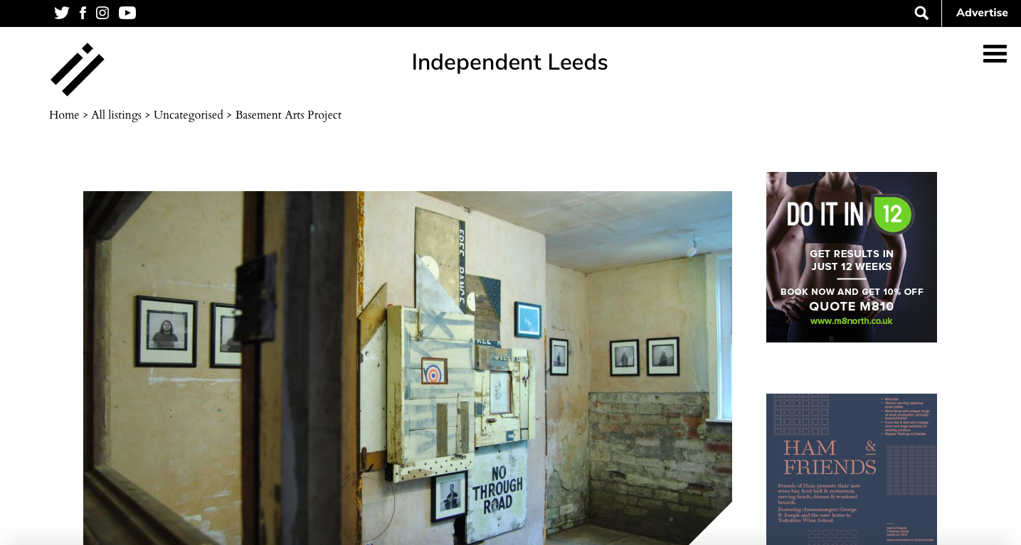 Independent Leeds - https://www.independentleeds.co.uk/basement-arts-project/