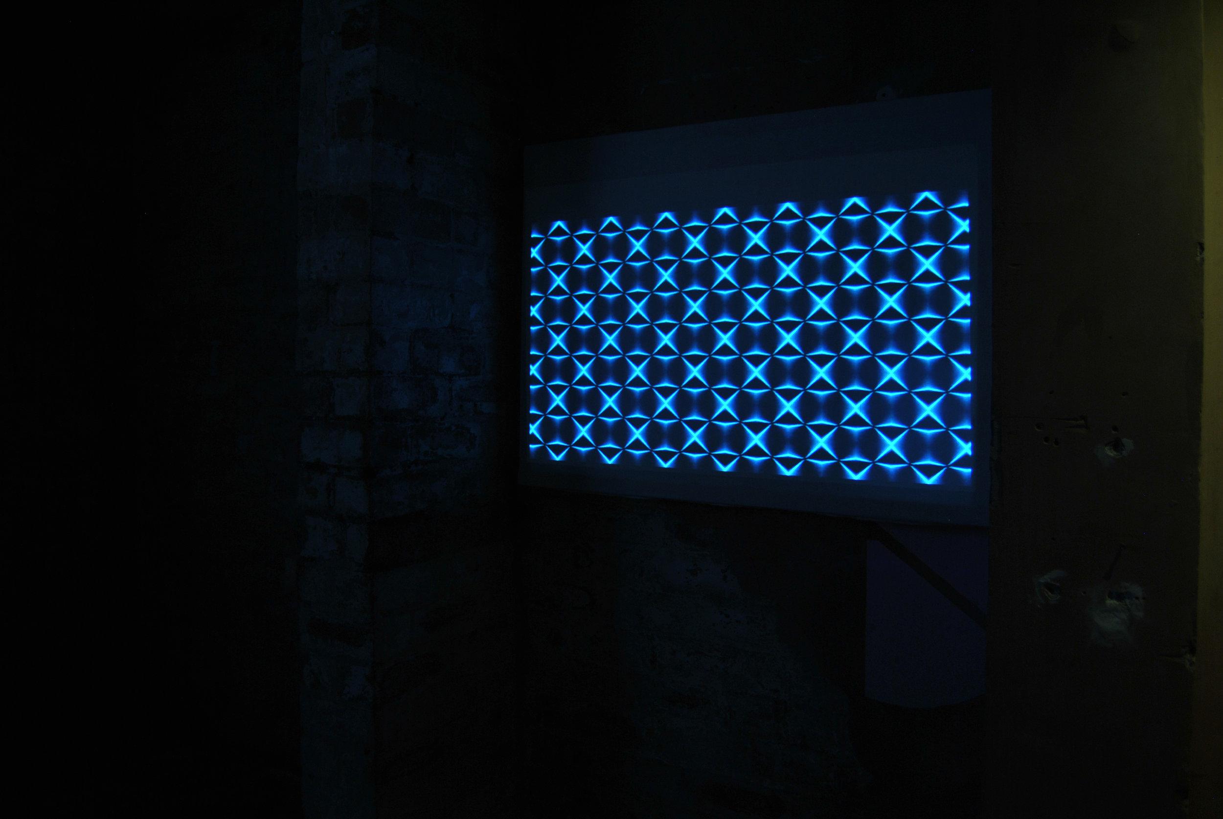 Red Stripe Blue (2017) Patrick Morrissey
