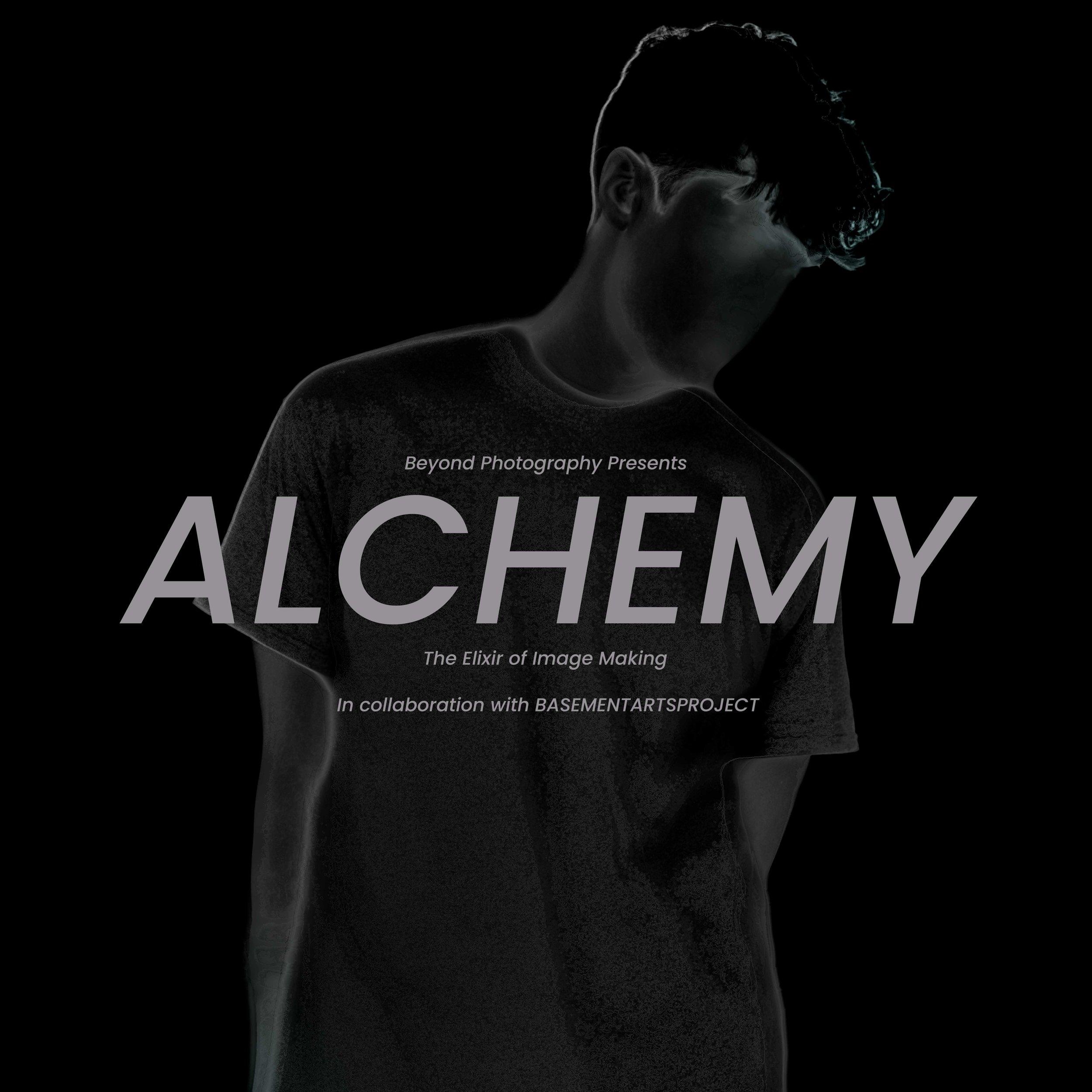 Beyond Photography - ALCHEMY