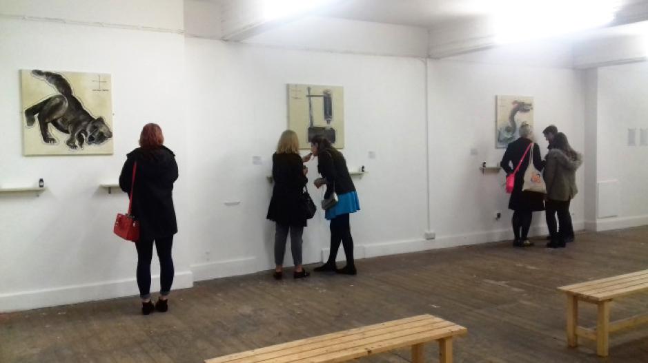 Basement Arts Project Leeds