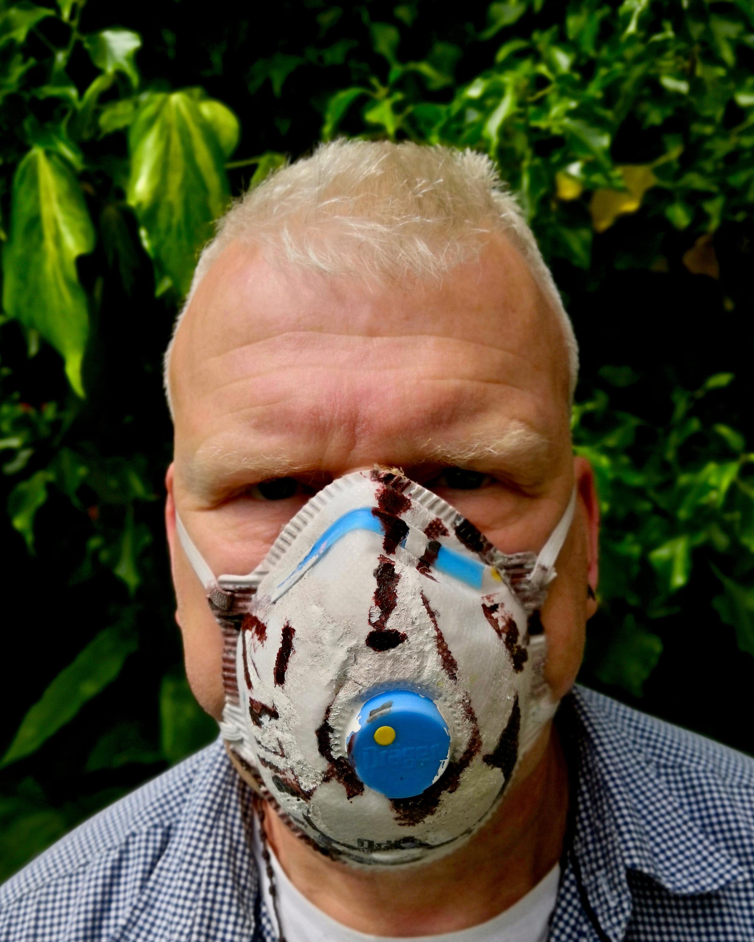 Lion Mask (2019): Phill Hopkins