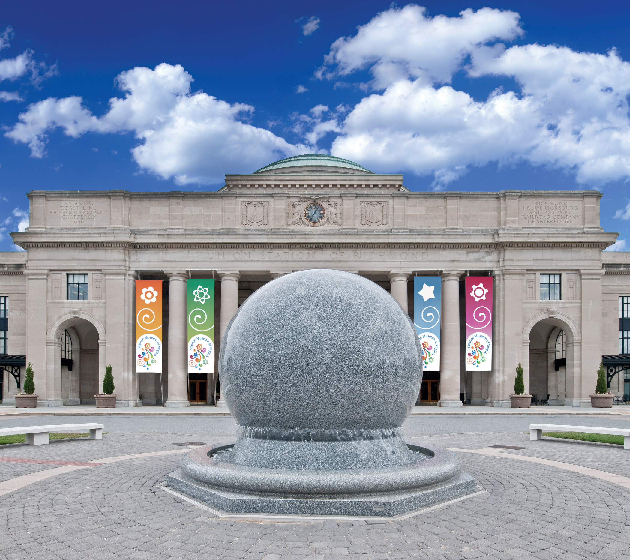 Science Museum of Virginia in Richmond, Virginia