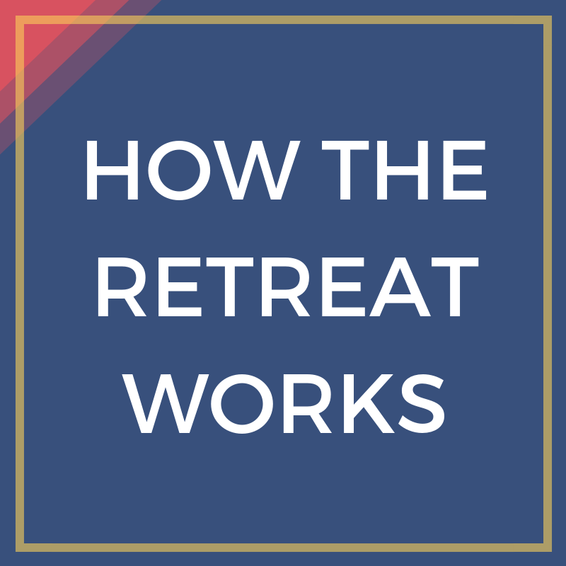 How the Retreat Works, Young Adult Catholic